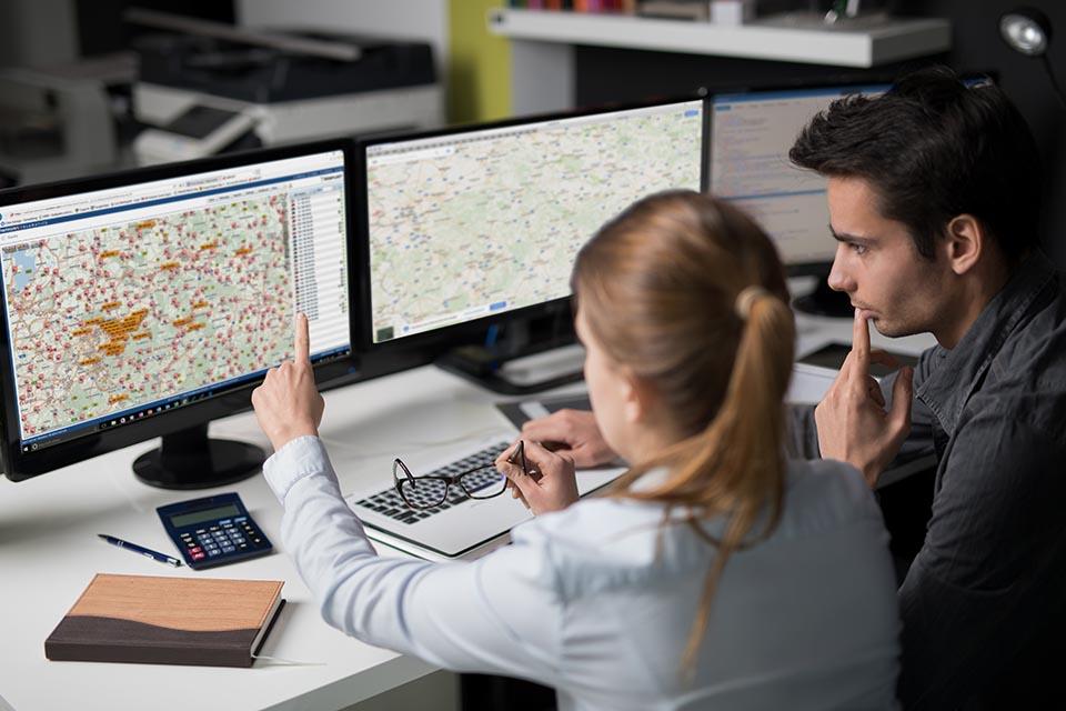 TLW Telematikgestützte Dispo und Planung