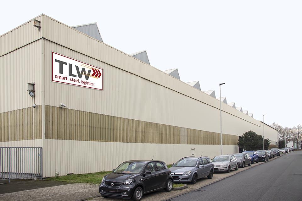 TLW | Spedition | Iserlohn | Hilden | Standorte
